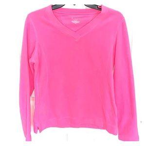 tek gear Tops - pink long-sleeve